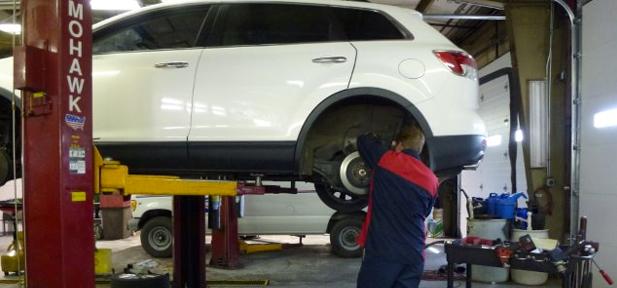brake repair service longmont