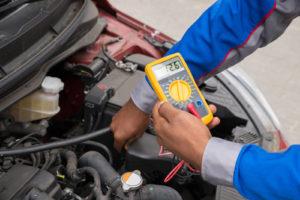 car battery drain Longmont